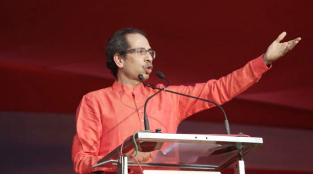 """""""Others Have Children Too"""": Uddhav Thackeray's Hits Out At Sharad Pawar"""